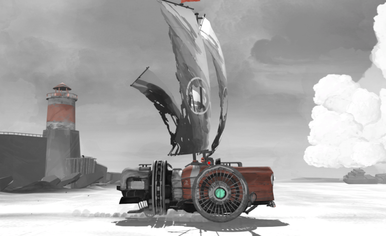 FAR: Lone Sails Puts You in Command of a Post-Apocalyptic Vessel