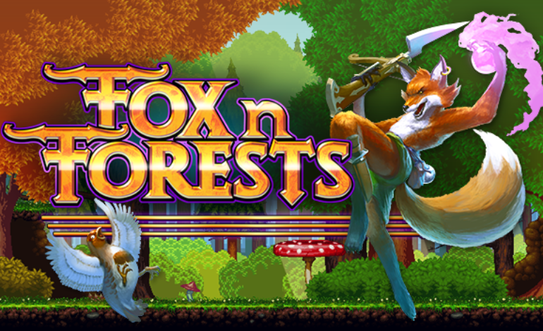 FOX n FORESTS Has Arrived on Steam, Nintendo Switch, and PlayStation 4