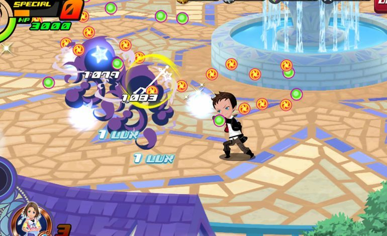 PvP Mode Arrives To KHUX