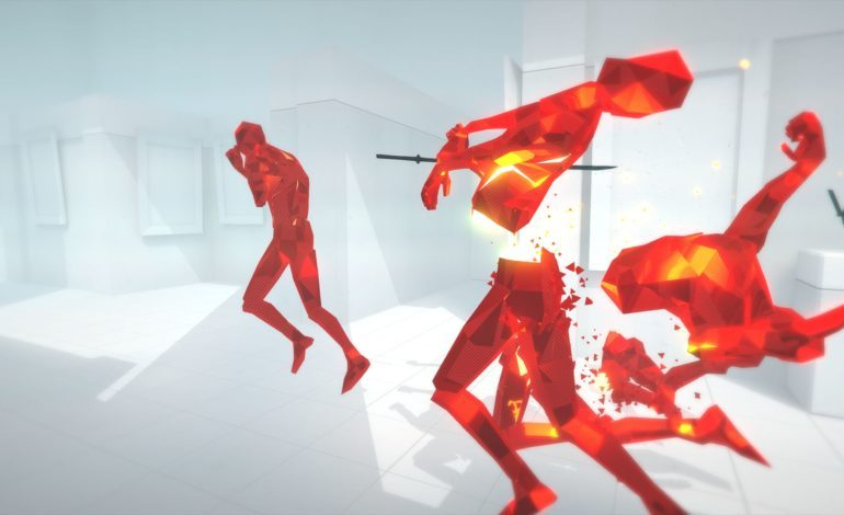 SUPERHOT JP Is An Upcoming Japanese Take On the Original SUPERHOT
