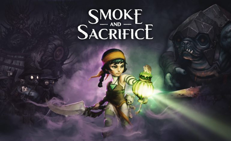 Smoke and Sacrifice: Forge Your Own Path In This Hand Drawn RPG Game