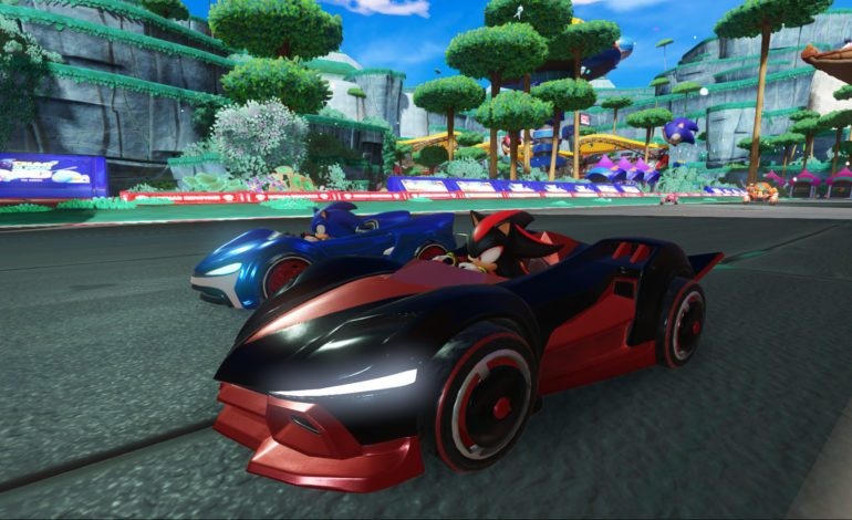 Team Sonic Racing Officially Announced After Walmart Leak