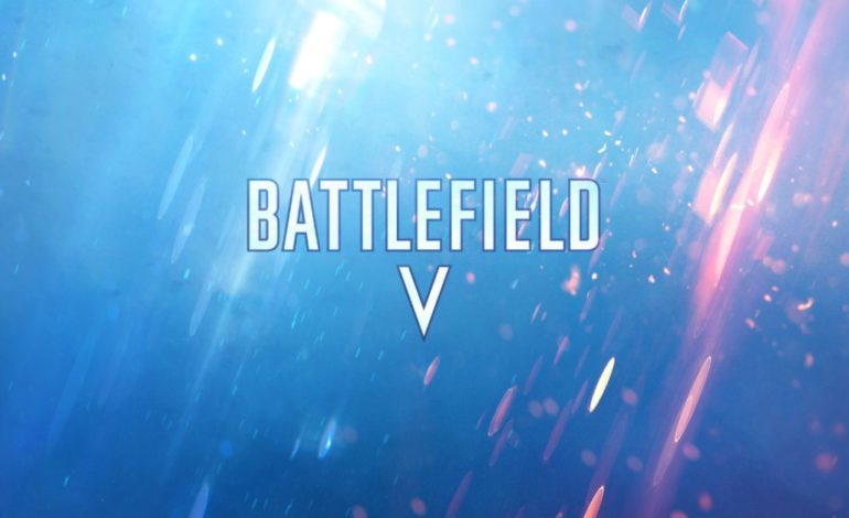 EA Confirms Battlefield V & Plans Big Reveal For Next Week