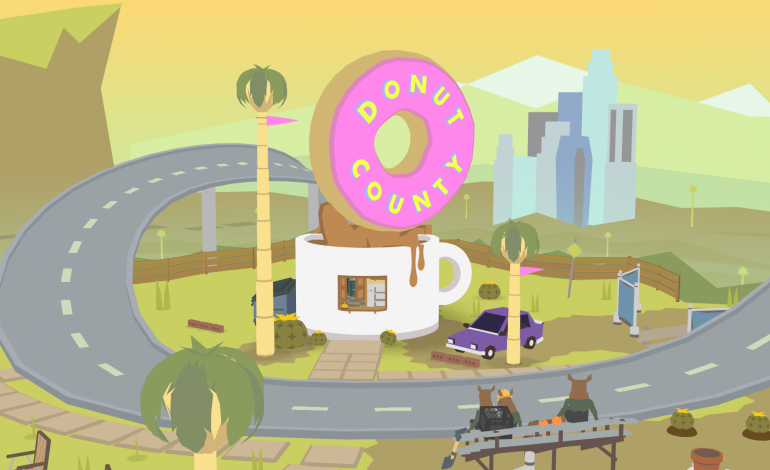 Donut County Faces a Clone Game Before Even Being Released