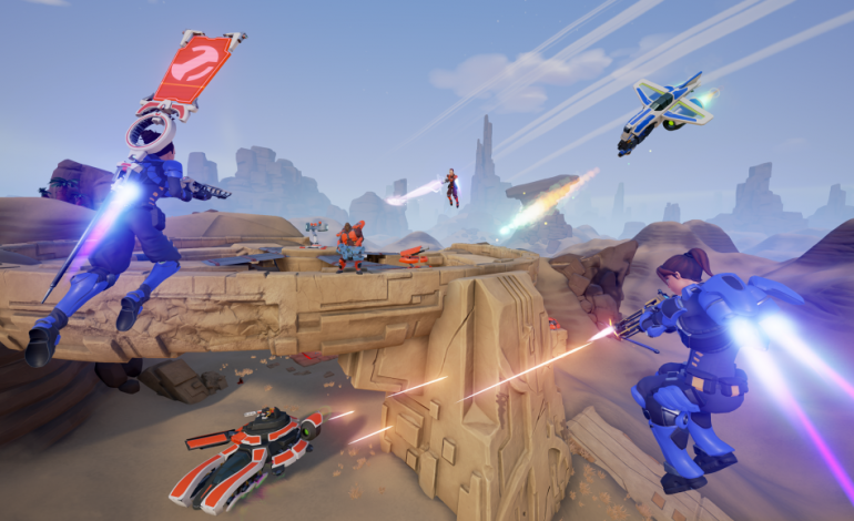 Midair: A New Free to Play All About Defying Gravity