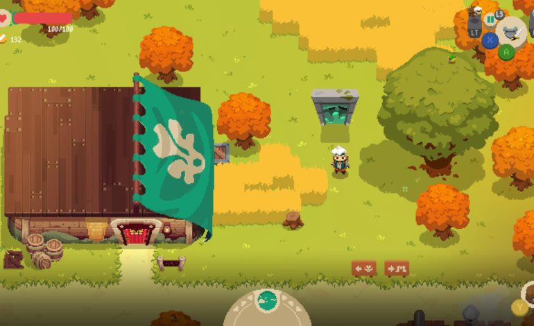 Keep Shop and Find Your Way Through Adventure in Moonlighter