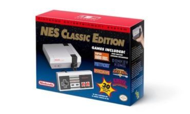 Nintendo's NES Classic Returns to Retailers This Summer