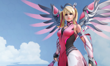 Overwatch Helps Fund Breast Cancer Research with Limited-Time Mercy Skin