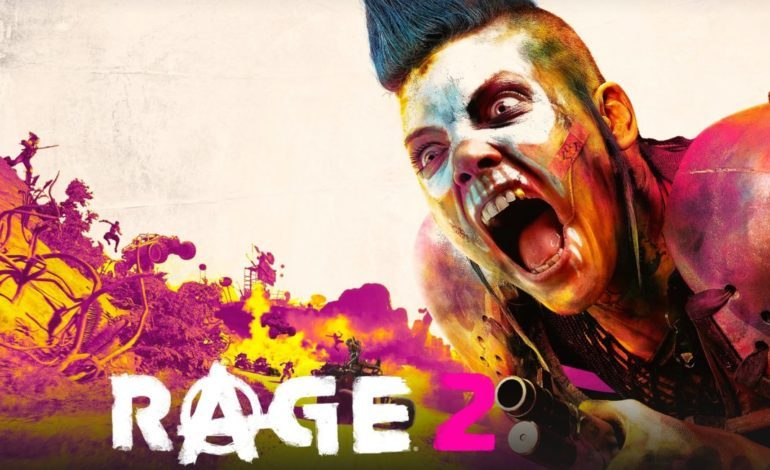Rage 2 Extended Gameplay Footage Revealed