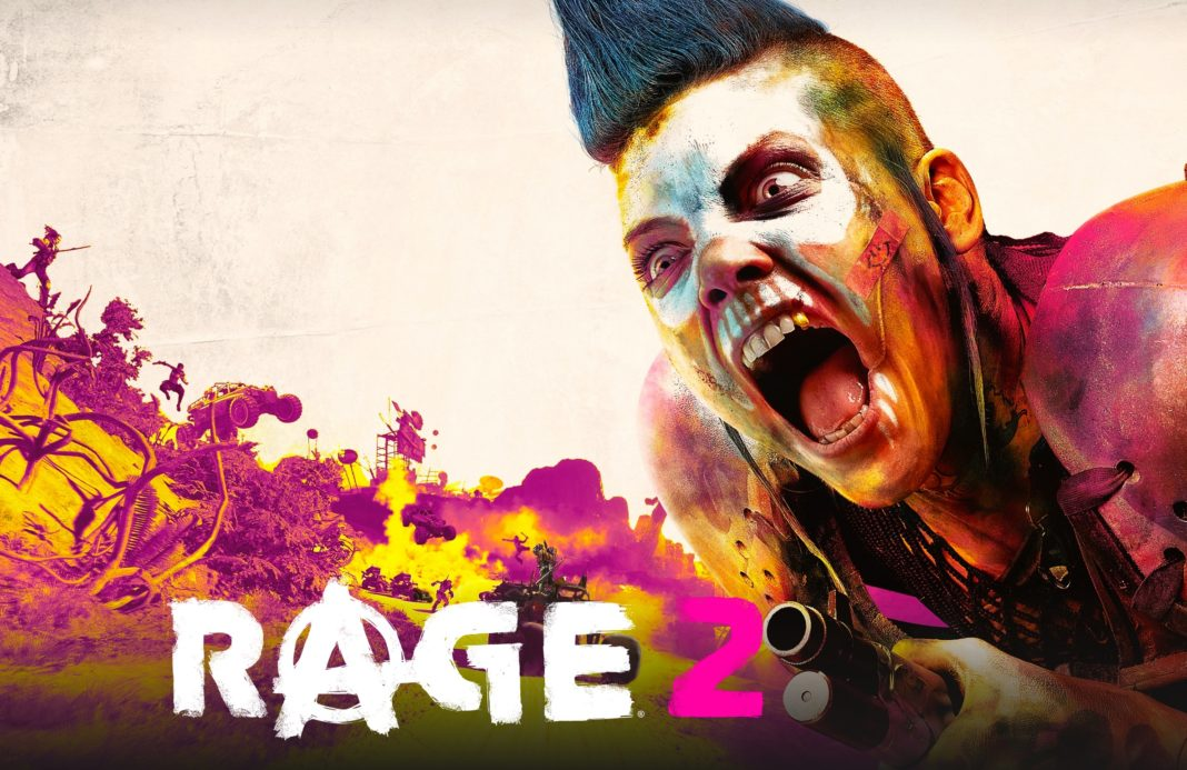 Rage 2 Gameplay Trailer Drops, Reveals New Combat Mechanics, Will be Co-Developed by Avalanche Studios