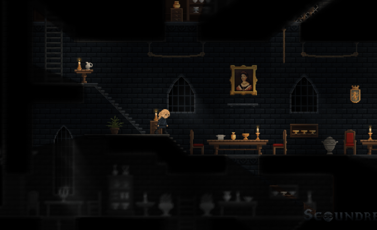 Procedurally-Generated Stealth Game Scoundrel Reveals Fresh Gameplay