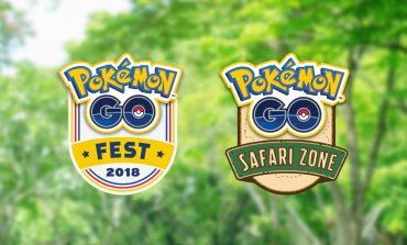 Niantic Announces Pokémon GO Fest For 2018