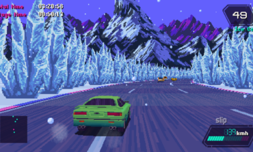 Slipstream Sets the Standard for Retro Racing