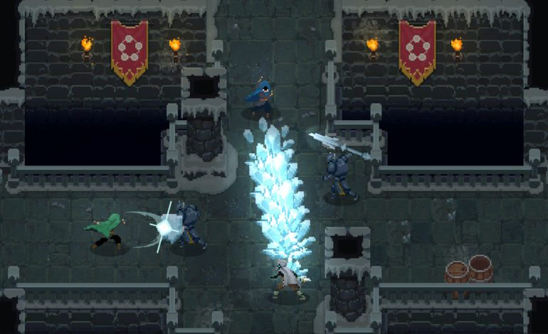 Cast Spells & Dash Through Enemies in Action-Packed Dungeon Crawler Wizard of Legend
