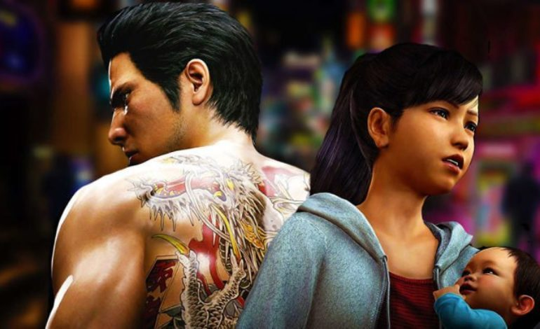 Yakuza's 3, 4, and 5 Are All Being Remastered for the PlayStation 4