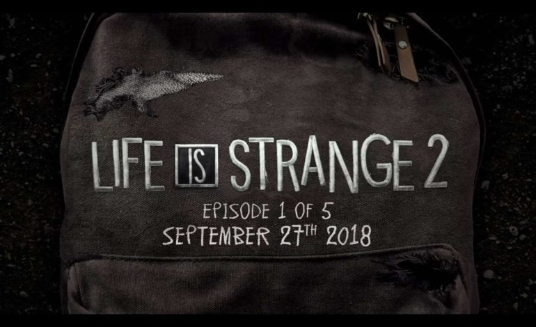 Life is Strange 2 Reveal: Episode 1 Drops This Fall
