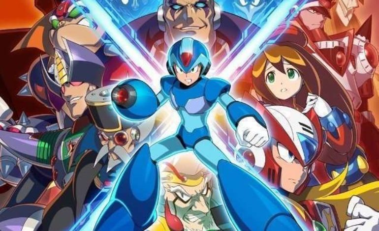 Mega Man X Legacy Collection Introduces Challenge Mode; Reverts X5 Boss Names