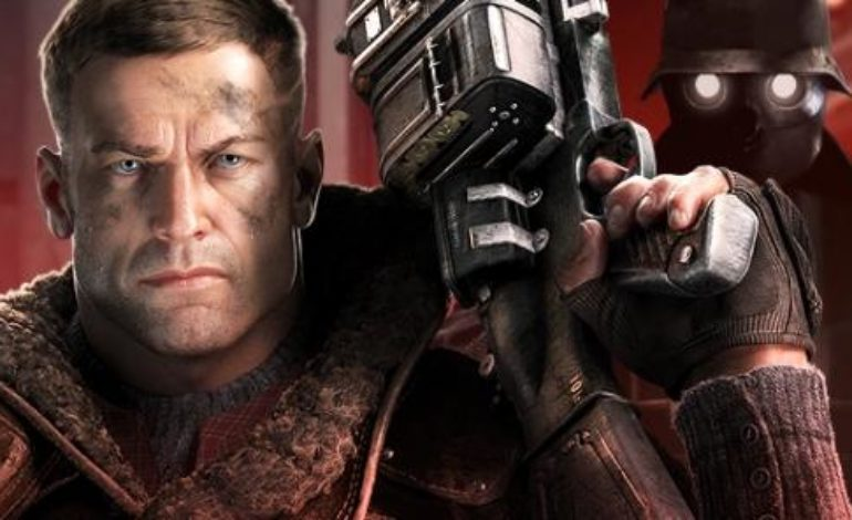 Wolfenstein 2: The New Colossus Has Released for the Nintendo Switch