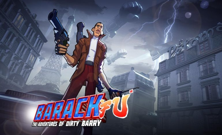 The Secret DLC that Will be Included in All Copies of Shaq Fu: A Legend Reborn is Revealed as Barack Fu: The Adventures of Dirty Barry
