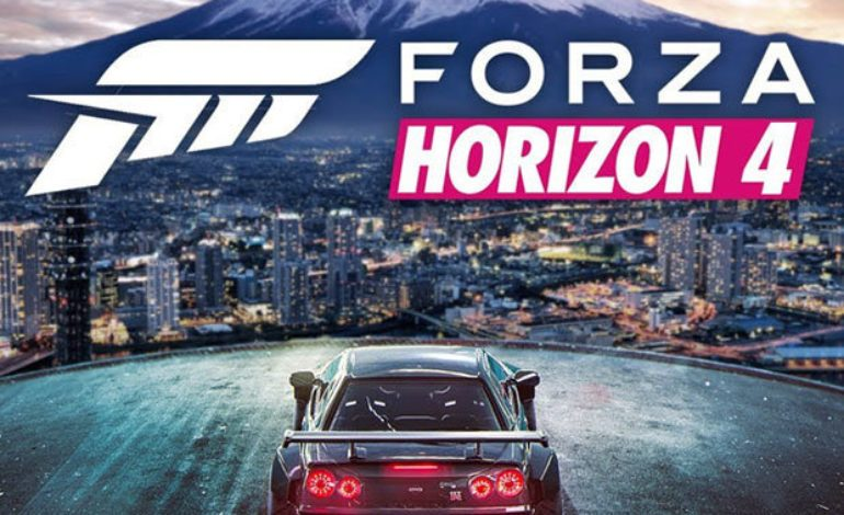 Forza Horizon 4 Will Introduce a New Feature: Horizon Stories