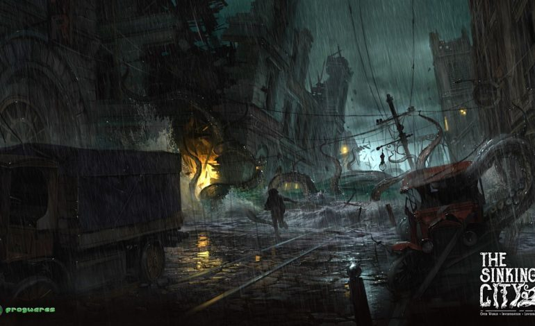 The Sinking City Demo at E3: a Haunting Lovecraft-Inspired Mystery