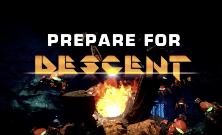 'Descent' at E3: The Retro Shooter Has Been Resurrected and Reimagined