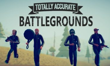 Totally Accurate Battlegrounds Embraces Wacky Bugginess