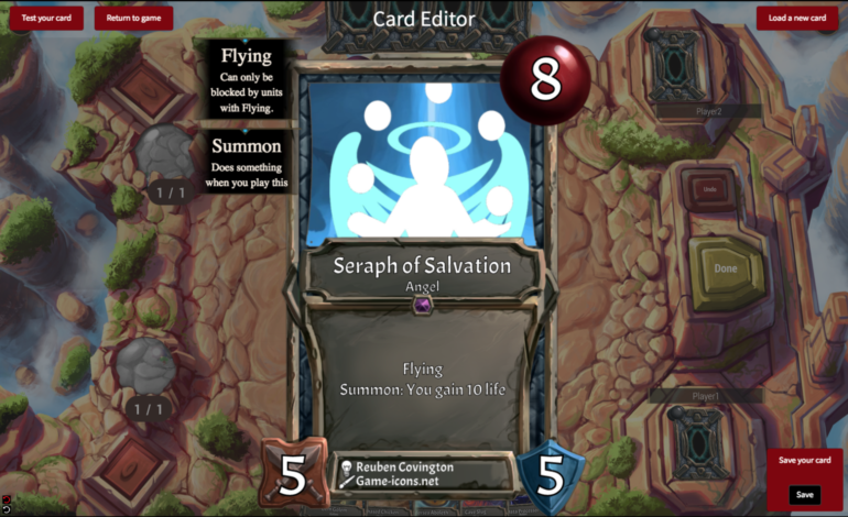 The CCG 'Collective' is the Community Created Card Game Where Anyone Can Create a Card