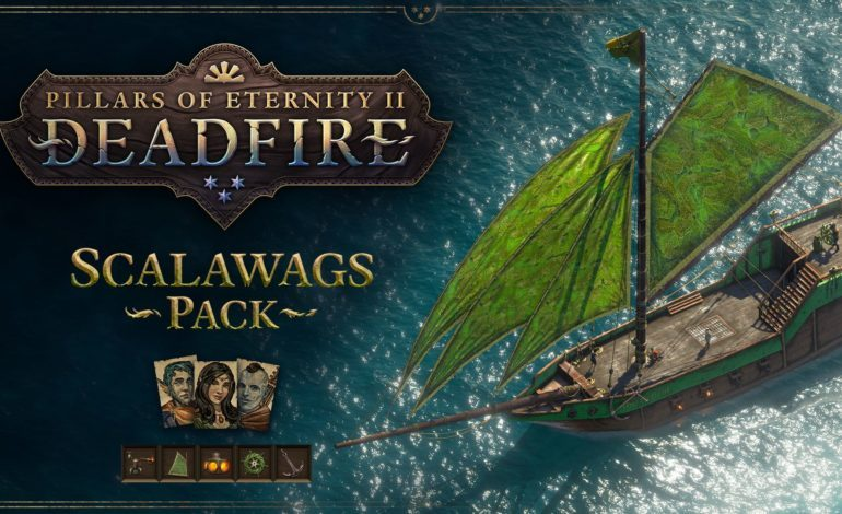 Pillars of Eternity 2 Gets More Free DLC With Crew Members and Upgrades