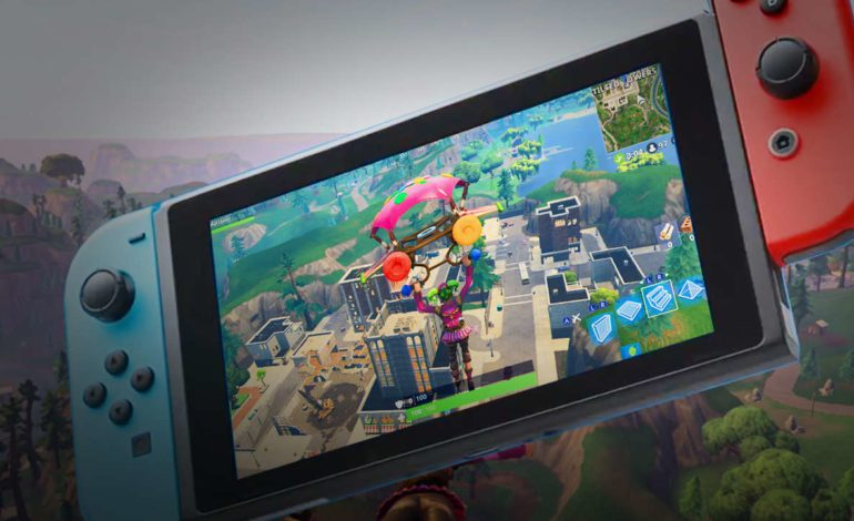 Fortnite for Nintendo Switch Reaches Over 2 Million Downloads & Causes Backlash Towards Sony