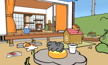 The Internet Is Losing Its Mind Over Neko Atsume In VR