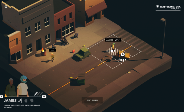 Overland Throws Randomized Situations into Squad-Based Survival Strategy