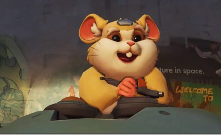Overwatch's New Hero is a Hamster in a Wrecking Ball Mech Suit