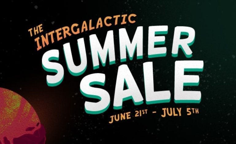 The Steam Summer Sale is Now Live, Lasts From June 21-July 5