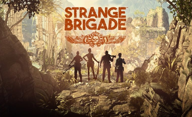 Strange Brigade Will Be Released on August 28, 2018