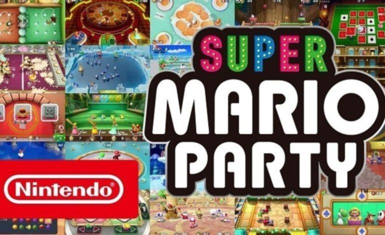 Super Mario Party Announced During Nintendo's E3 Direct Presentation