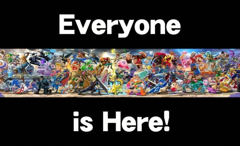 SPOILERS: New Super Smash Bros  Ultimate Leak Points To The DLC