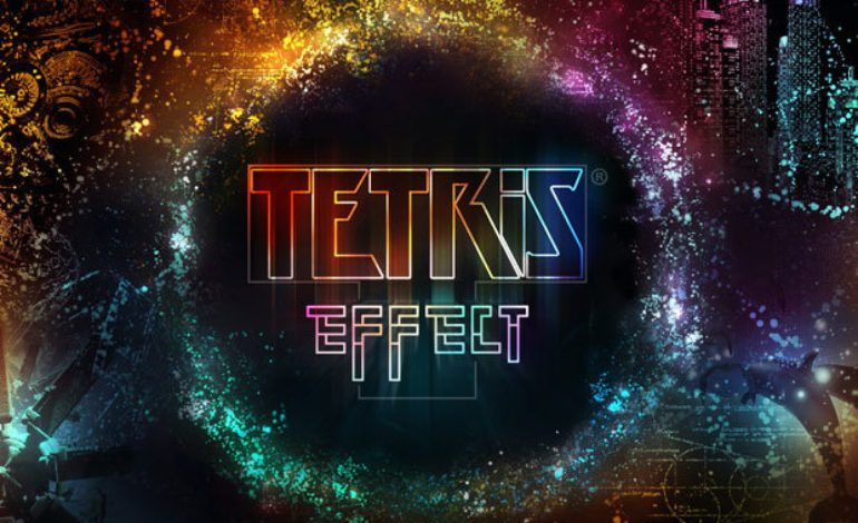 Tetris Effect Announced as Sony's First Pre-E3 2018 PlayStation 4 and PlayStation VR Game