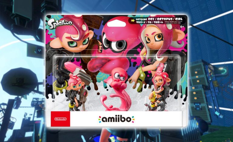 New Splatoon 2 Octoling Amiibo Arrives This December