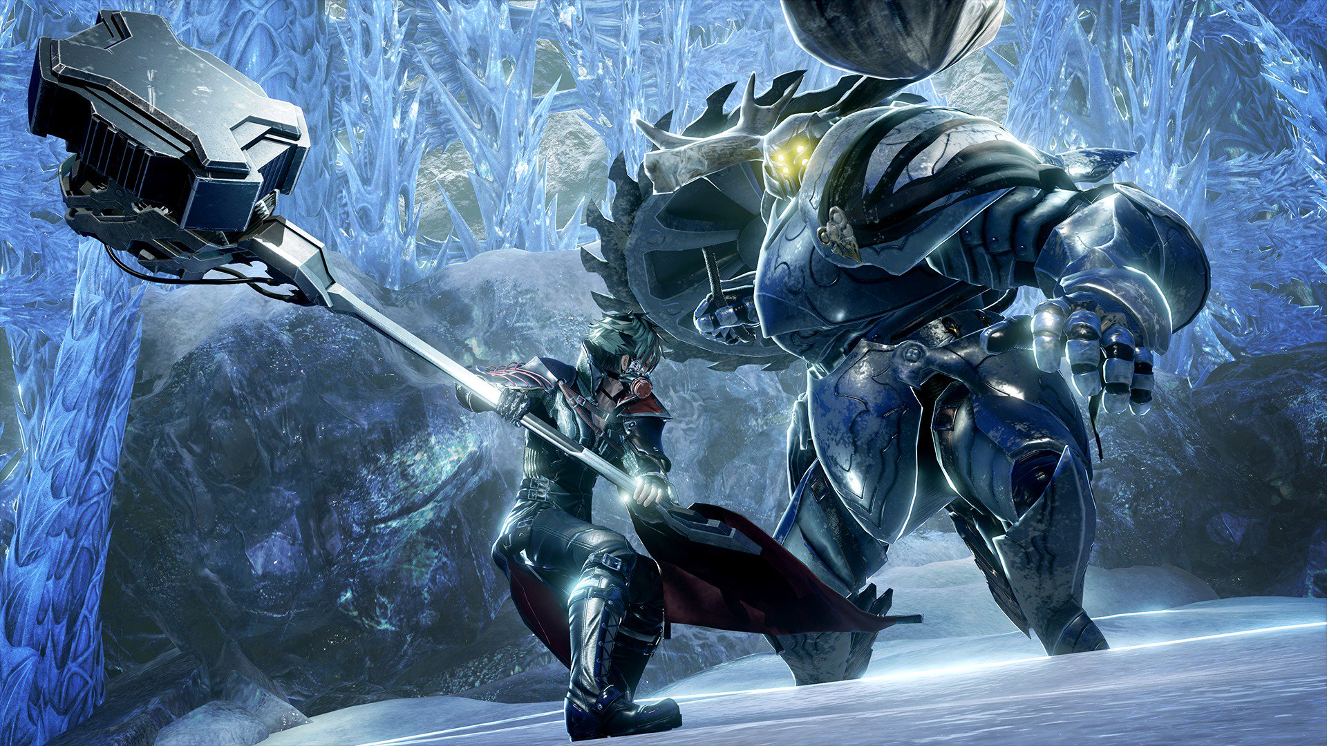 Bandai Namco Delays Code Vein, Now Scheduled to Release in 2019