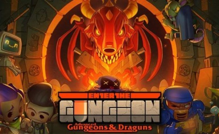 Enter the Gungeon's New Expansion Launches This Thursday