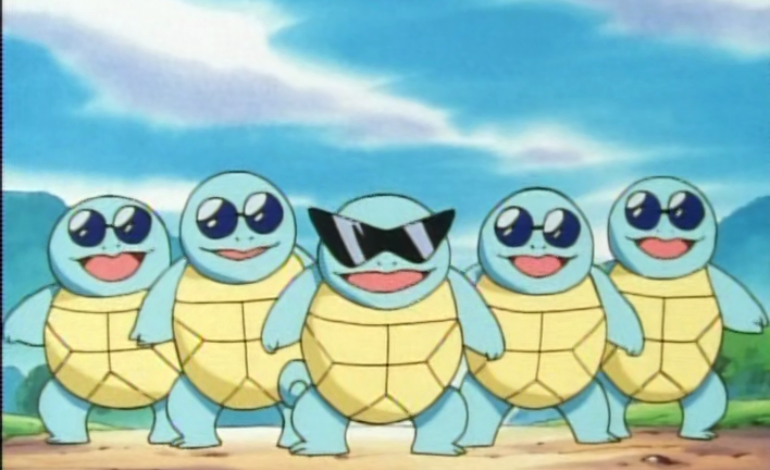 The Squirtle Squad Arrives in Pokémon Go