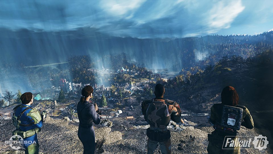 Fallout 76: An Old World In A New Way