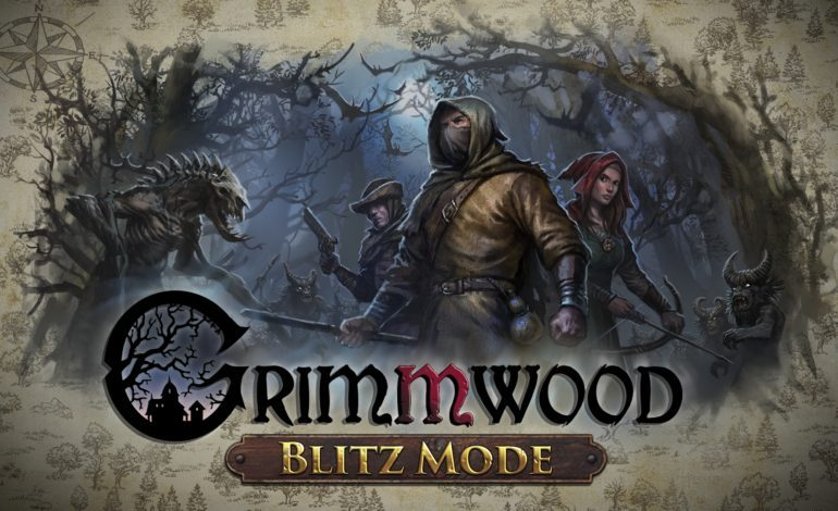 Social Multiplayer 'Grimmwood' Is Getting a Full Release This Week