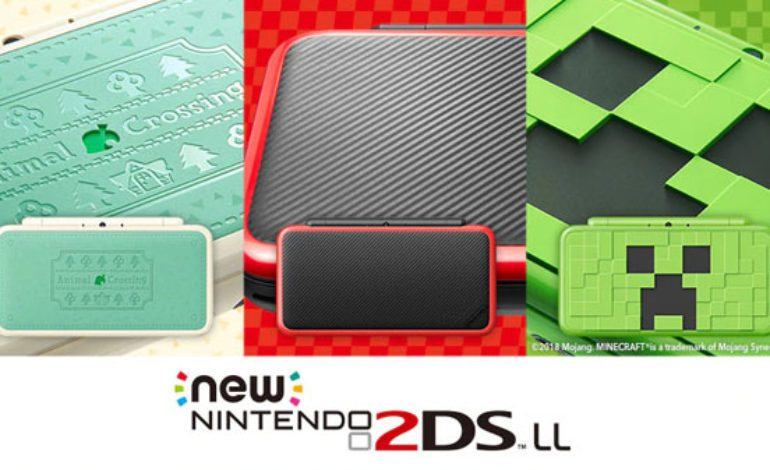 Nintendo of Japan to Release Three New 2DS XL Designs This Summer