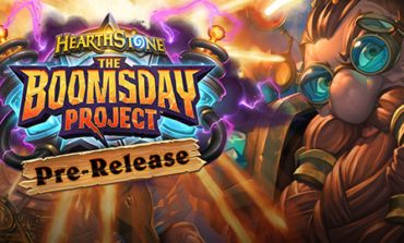 Blizzard Announced Pre-Release Event for Upcoming Hearthstone Expansion The Boomsday Project