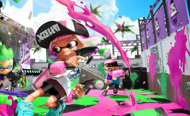 A Player Hacked the Top Ranks of Splatoon 2 to Call Out Nintendo's Poor Anti-Cheat Systems
