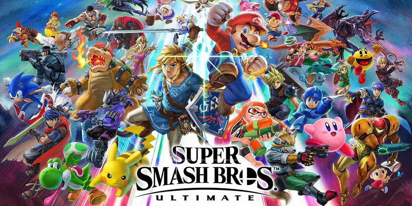 Super Smash Bros. Ultimate To Be The Main Feature At Evo Japan 2020