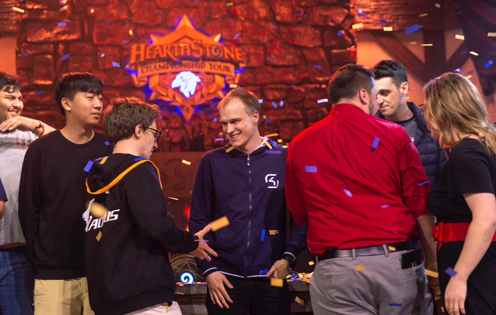 """Hearthstone Player """"XiaoT"""" Shared His Experiences of Being a Pro Player During the 2018 HCT Hearthstone Summer Championship"""