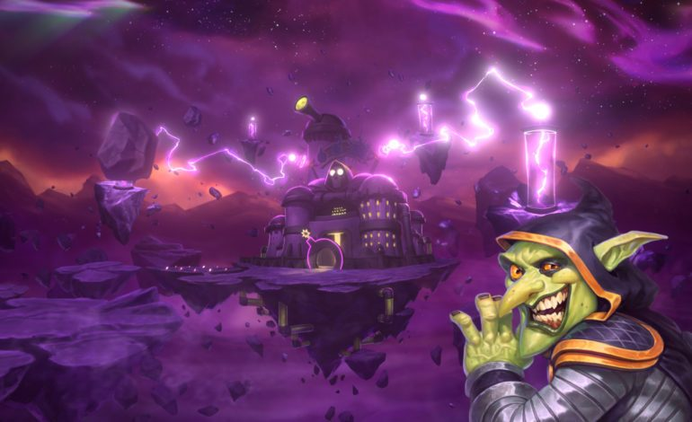 The Next Hearthstone Expansion Has Been Revealed to Be 'The Boomsday Project'